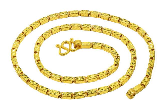 16 karat gold chain
