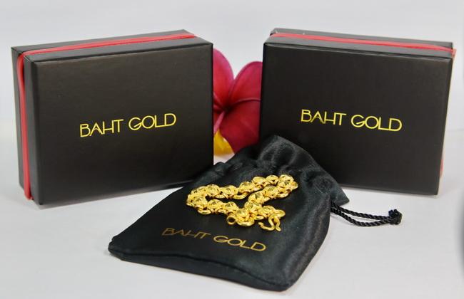 Baht Gold Brand Gift Box