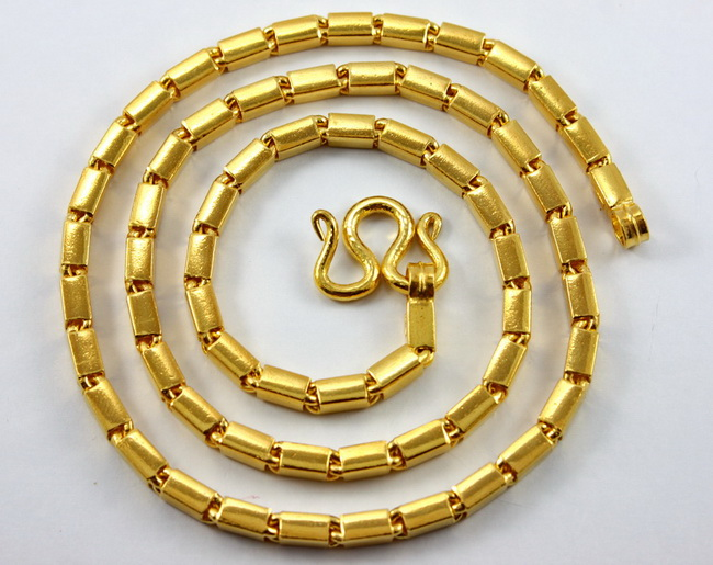 THAI BAHT GOLD CHAINS BEST WORKMANSHIP HIGHEST GOLD PURITY ON LINE